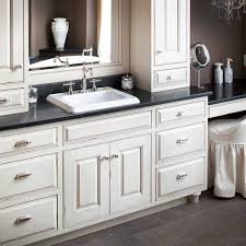 Best Ideas Of White Inspirations And Attractive Bathroom Cabinets
