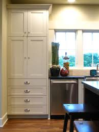 Decoupage Kitchen Cabinets Painting Vs Staining Kitchen Cabinets