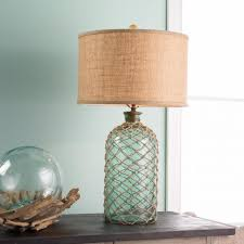 sea themed furniture. Sea Themed Lamps Beach Bedside Table Wooden Lamp Nautical Rope Floor Coastal Chairs Style Lighting Seahorse Furniture Outdoor White Led Lights On Ceiling