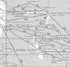 Us Vfr Wall Planning Chart Gulf Of Mexico And Caribbean Planning Chart