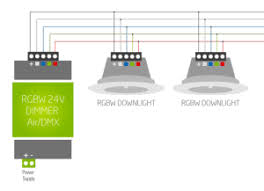 dmx lighting wiring diagram dmx image wiring diagram wiring accessories loxone smart home automation uk on dmx lighting wiring diagram