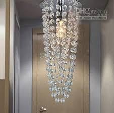 discount pendant lighting online. modern fashion mini clear k9 crystal pendant light chandelier living room lamp d150mm h340mm discount lighting online i