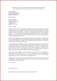Sample Cover Letter For Pharmacist Job Sample Cover Letter For