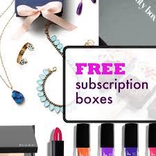 free subscription bo