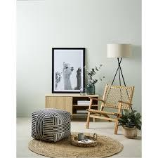 Linen Look Tripod Floor Lamp Kmart