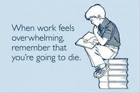Funny Quotes About Work. QuotesGram via Relatably.com