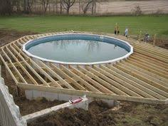above ground pool with deck surround. Decks And Deck Ideas For Magnificent Above Ground Swimming Pool Designs With Surround R