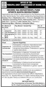 check official advt here tax assistant