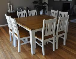 100 square dining room table seats 8 large round
