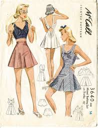 Crop Top Sewing Pattern Unique Vintage Sewing Patterns Inspiring My Style And DIYs Right Now