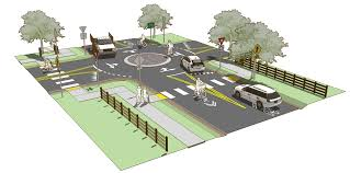 Rural Road Design Bicycle Boulevard Rural Design Guide