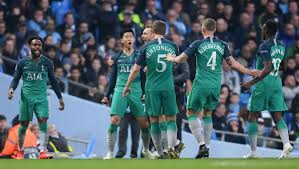 Links to manchester city vs. Twitter Reacts As Tottenham Edge Past Manchester City On Away Goals In Champions League Classic Ht Media