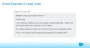 The Anatomy of a Successful Sales Follow-Up Email | Salesforce Pardot