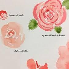 <b>Watercolor</b> Hearts and <b>Roses</b> | Art that inspires | <b>Watercolor</b> ...