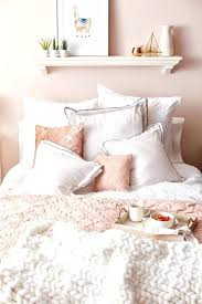 Blush Pink Bedroom A Shabby Chic Glam Girls Bedroom Design Idea In ...