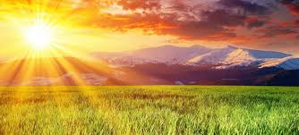 Sun Cover Photo Vivid Morning Sun Rise Fast Online Image Editor