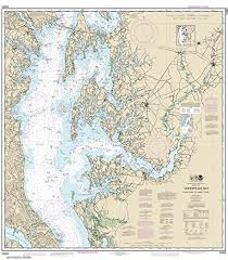 Online Chesapeake Bay Charts Paradise Cay Publications Noaa Chart 12263 Chesapeake Bay Cove Point To Sandy Point 40 1 X 35 3 Traditional Paper