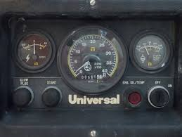 universal diesel wiring harness upgrade photo gallery by compass engine panel ammeter dangerous