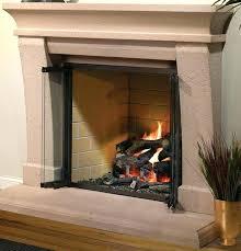 masonry fireplace glass doors fireplace doors masonry fireplace