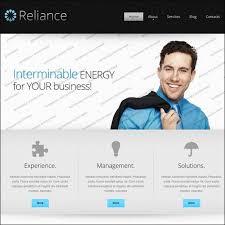 Business Website Templates Inspiration 28 High Quality Business Website Templates