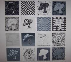 Basic Design Class 16 Squares From College Basic Of Design Class Displaying