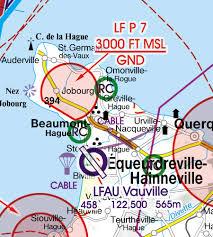 France Charts 2018 France North East Wallchart Icao Vfr Aeronautical Chart 500k 2019