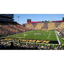 Iowa Hawkeyes Wall Print Amazon Com