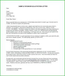 Event Synopsis Template Template Letter Asking For Sponsorship Necessary Stocks