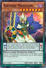 Light Magician Yugioh Xiangke Magician By Kai1411 On Deviantart The Magicians