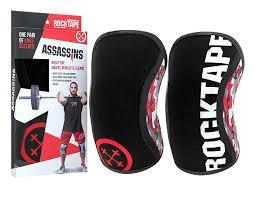 Rocktape Knee Sleeve Size Chart Rocktape Assassins Knee Sleeves Formerly Kneecaps