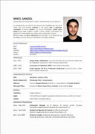 curriculum cv avomer de curriculum vitae cv exemple cv gratuit charg de communication