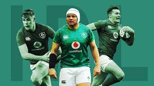 Rugby World Cup Depth Chart Ireland