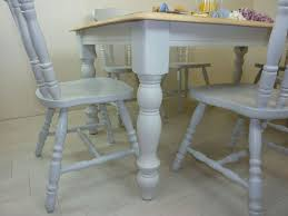 wooden farmhouse chairs. Contemporary Chairs Picture Of 6ft Solid Wood Farmhouse Table And 6 Chairs For Wooden U