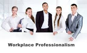 essay on professionalism in the workplaceprofessionalism in the workplace   human resource