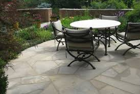 flagstone s and cost landscaping