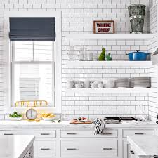 white kitchen dark tile floors. Beautiful White Create A Contrast With White Tiles Black Grout For White Kitchen Dark Tile Floors