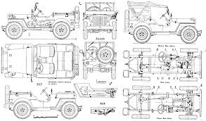 willys mb blueprints blueprint willys mb and jeeps willys mb blueprints