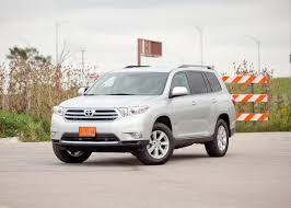 Review: 2012 Toyota Highlander | Long Island Press