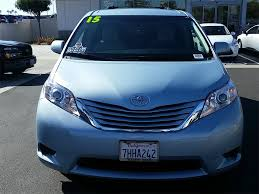 2015 Used Toyota Sienna LE at Toyota of Surprise Serving Phoenix ...
