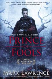prince of fools the red queen s war