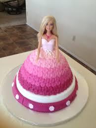 Barbie Doll Birthday Cake Best Designs Decoration Neon Cakes