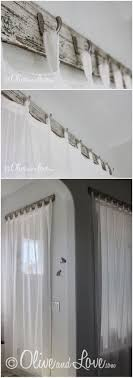 Window Treatment For Living Rooms 17 Best Ideas About Living Room Curtains On Pinterest Bedroom