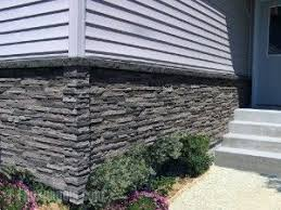 faux exterior stone panels. mobile homes benefit beautifully from our faux stone siding panels without having to worry about weight exterior t