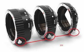 Image result for What is an Extension Tube Photography