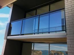 full frame railing