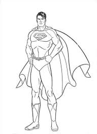 Small Picture Superman Coloring Page Coloring Page