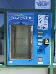 Water Vending Machines Locations Adorable 4848 Water Vending Machine Located On The Front Of Our Store Yelp