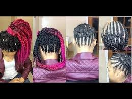 Crochet Braids Braiding Pattern Unique View Photos Of Crochet Braid Pattern For Updo Hairstyles Showing 48