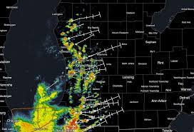 First Severe Thunderstorm Watch issued ...