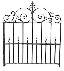 wrought iron fence victorian. Wrought Iron Fence Victorian T